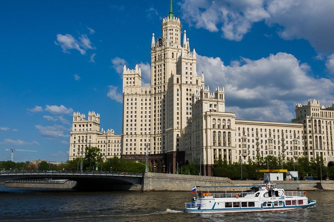 Metro Tour and Moscow River Cruise, Moscow, RUSSIA