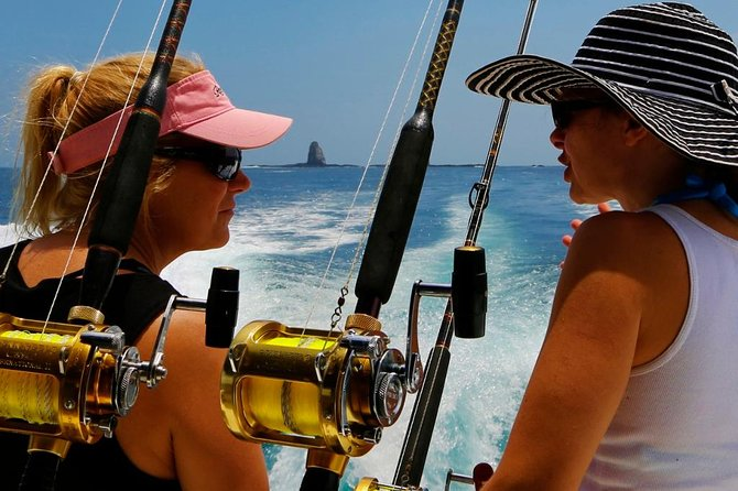 Half or Full-Day Fishing Trip On Papagayo Gulf, Playa Hermosa, COSTA RICA