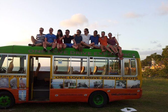 One Love Bus Bar Crawl, Negril, JAMAICA