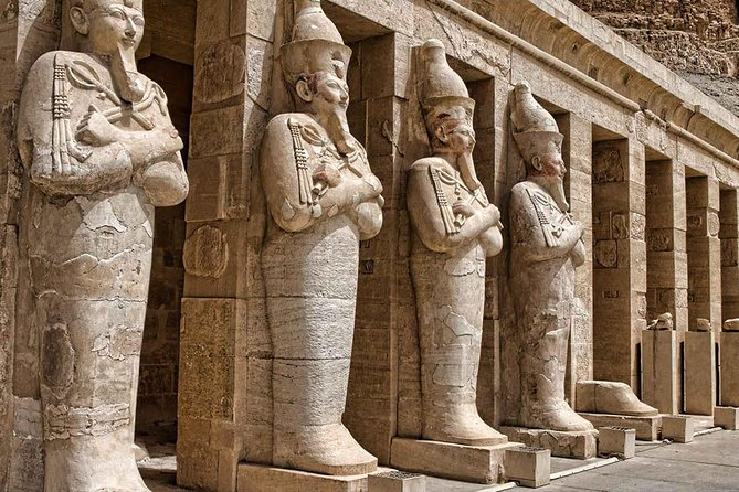 Luxor West Bank Private Tour with Valley of the Kings, Temple of Hatshepsut, Luxor, EGIPTO