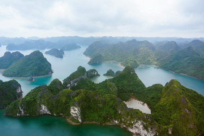 Halong Bay Scenic Flight by Helicopter, Halong Bay, VIETNAM