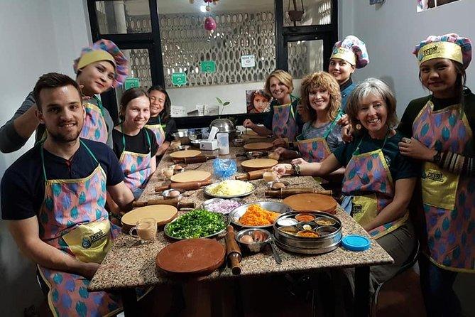 Half day cooking class in Thamel kathmandu, Katmandu, NEPAL