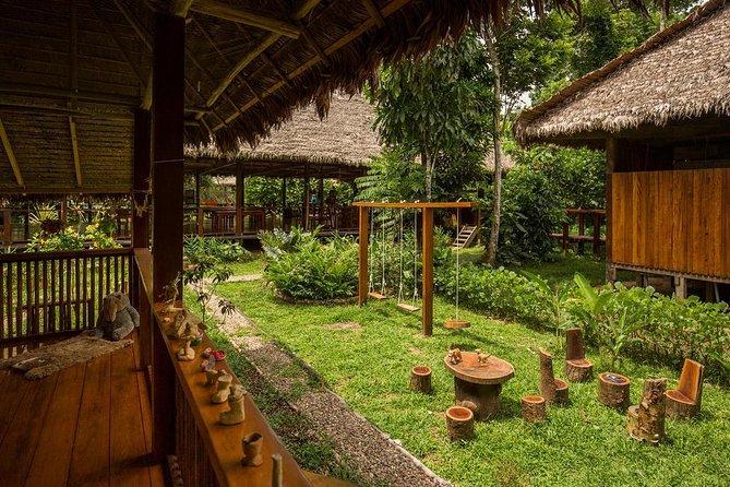 3-Day Amazon Jungle Tour at Posada Amazonas, Puerto Maldonado, PERU