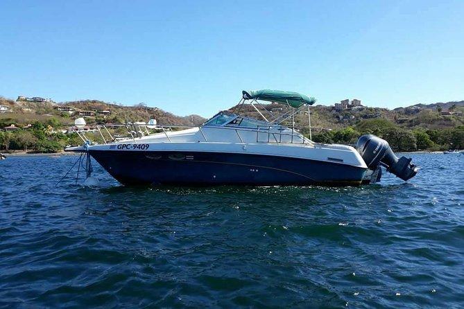 Papagayo Gulf Private Sunset Boat Tour, ,