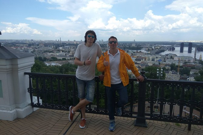 Private driving tour around the must-see places in Kyiv, Kiev, UCRANIA