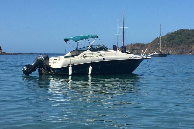 Excursión privada en barco al Golfo de Papagayo, ,