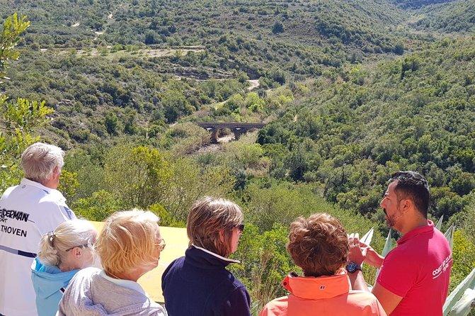 Excursão de Meio Dia na Serra Algarvio com Safári de jipe, Albufeira, PORTUGAL