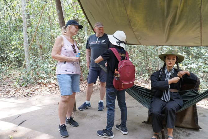 Cu Chi Tunnels VIP Tour from Ho Chi Minh with Transfer by Limo including Lunch, Ho Chi Minh, VIETNAM