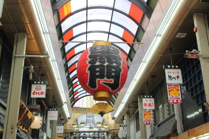 Osaka Private Tour by Public Transportation, Osaka, JAPON