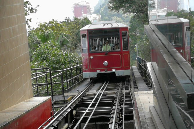 MÁS FOTOS, Private Hong Kong Layover Tour: City Sightseeing with Round-Trip Airport Transport