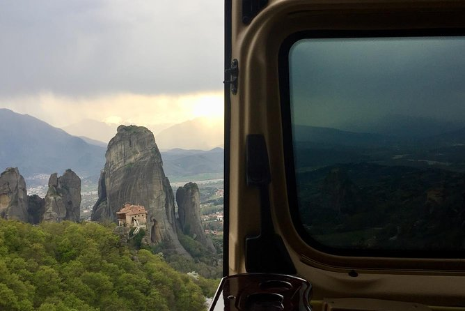 Athens to Meteora In-a-Day Rail Tour, Meteora, GRECIA