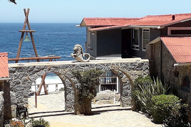 Experience a wonderful, relaxing day off the ship. Visit the museum home overlooking the mighty Pacific Ocean of Nobel poet Pablo Neruda in Isla Negra. Shop for local handicrafts and try some traditional Chilean food in Pomaire.