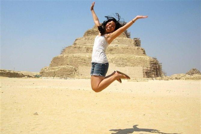 MÁS FOTOS, Half Day Tour To Memphis Sakkara And Dahshur Pyramids