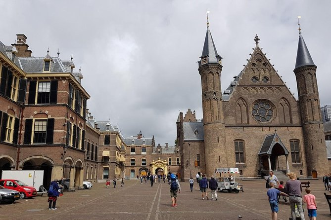 The Hague & Rotterdam: Past and Future Tour, Amsterdam, HOLLAND