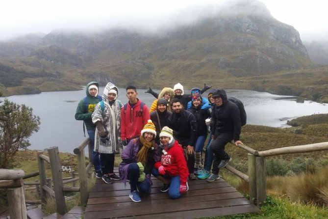 Parque Nacional Cajas Tour, Cuenca, ECUADOR