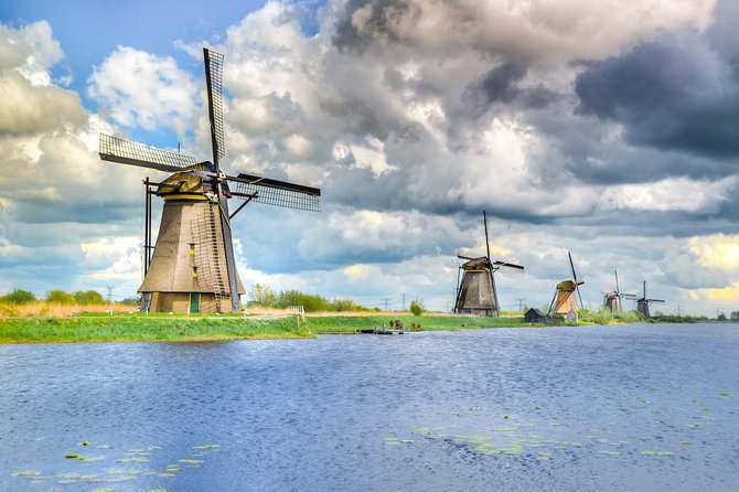 Rotterdam & Kinderdijk: Welcome to the Future, Welcome to the Past, Amsterdam, HOLLAND
