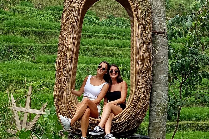 A real day trip to explore Ubud and breathtaking view of batur volcano. Through this trip will allow you to see many tourist destinations or highlights of places around Ubud such as Tegenungan water fall, Ubud monkey forest, tegalalang rice terrace, Coffee plantation, batuantemple, and visiting Batur volcano where you may have Indonesian buffet lunch with the valley and lake view. This is a private tour with convinient air conditioning car and Friendly team that would love to show you the places, explain it and assist you with pictures and etc. This tour will start by 8:30 am from your hotel lobby.<br>