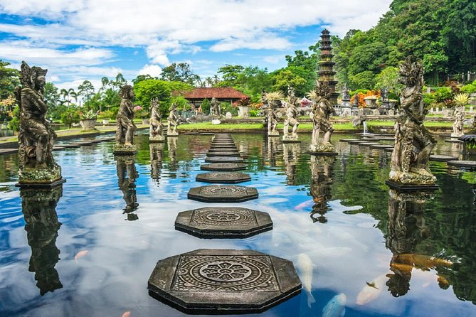This is a private tour to see the best east part of bali. A day trip to experience the Gate of heaven or Lempuyang temple with magnificent view of Agung volcano, Tirta Gangga temple and also Taman sukasada ujung. Those 3 places are the highlight from east of bali and a must to visit. On the way to these places, there will be very beautiful view of rice field and mountains which is still not a lot of building around and we will be happy to stop and get some pictures. <br><br>Highlight of the trip: <br> • Taman Ujung Water Palace or Taman sukasada Ujung<br> • Tirta gangga<br> • Lempuyang Temple or Gate of Heaven