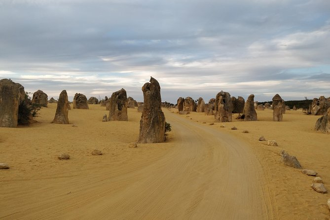 The Pinnacle Adventure Tour, Perth, AUSTRALIA