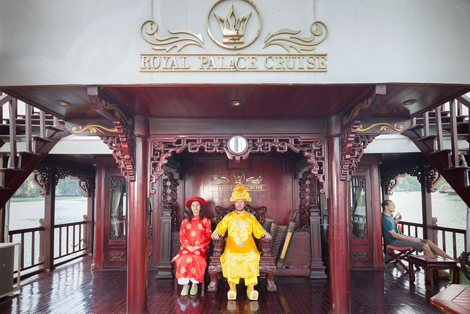 2 Days - Halong Royal Palace Cruise, Halong Bay, Vietnam