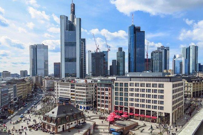Private Departure from Hamburg City Center to Hamburg Airport (HAM), Hamburgo, ALEMANIA