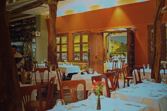Huaca Pucllana Dining Experience, Lima, PERU