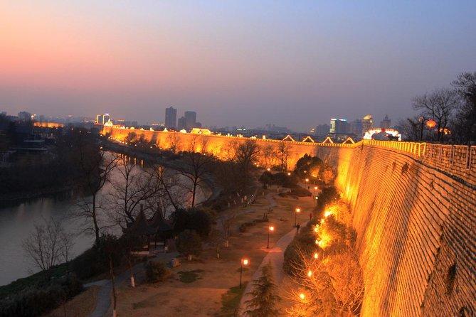 Nanjing Private Night Tour: Confucian Temple Area, Ming City Wall, Laomendong, Nanjing, CHINA
