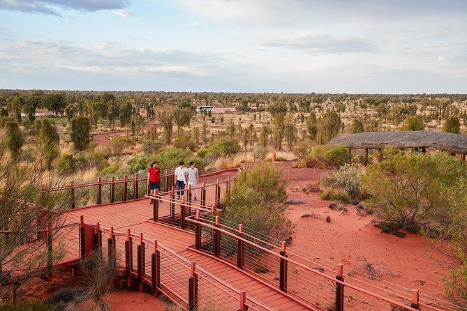 Uluru Sunrise and Kata Tjuta Half Day Trip, Ayers Rock, AUSTRALIA