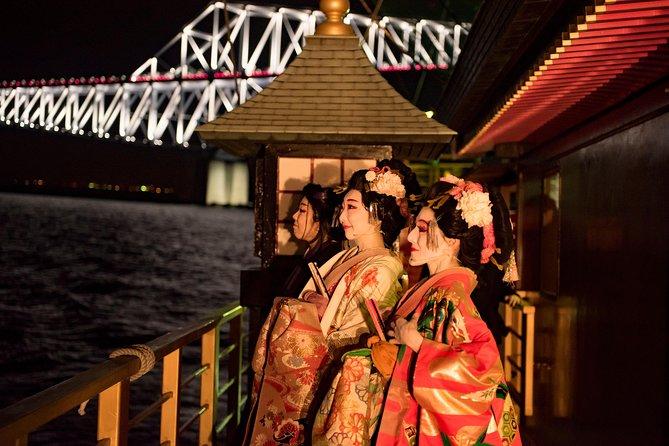 Cruzeiro pela Baía de Tóquio com Jantar e Show Oiran, Tokyo, JAPÃO