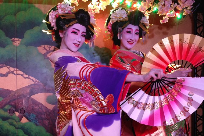 Tokyo Bay Cruise with Dinner and Oiran Show, Tokyo, JAPAN