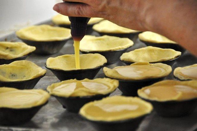 Portuguese Egg Tart Workshop, Macao, CHINA
