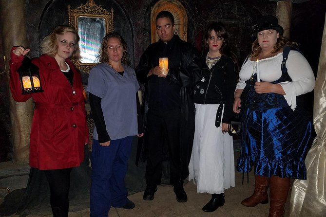 Visit some of the Most Haunted Locations in Salt Lake City on this 1.5 Hour Tour!<br><br>Travel around to the locations of actual hauntings, hear the details of what happened and bring your camera to see if you can experience them yourself.  <br><br> We will not merely take you on a history tour of the city but a fully interactive adventure where you can experience the most haunted places in town. We get off the bus at almost all the locations to get up close and personal. This will allow you to try some of the ghost hunting equipment provided and to take pictures.<br><br>If you're aching to go inside the buildings and get more intimate, we also offer Paranormal Investigations where you spend the whole time inside a haunted building at night, alone, and in the dark!