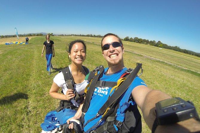 Skydive Yarra Valley 15000ft Tandem Skydive, Melbourne, AUSTRALIA