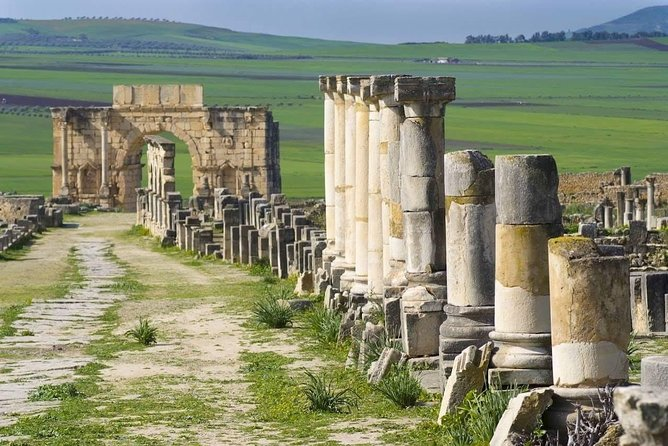 Historic Meknes, Roman Volubilis and Moulay Idriss - Private Day Trip from Fes, Fez, MARRUECOS