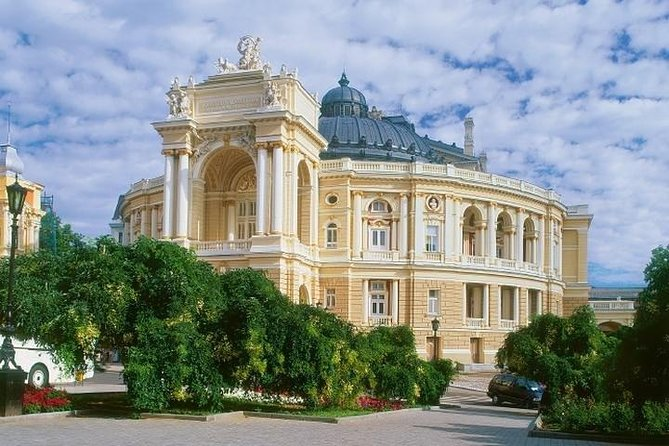 Odessa Combo: Private Sightseeing Tour and Catacombs Visit, Odesa, Ucrânia