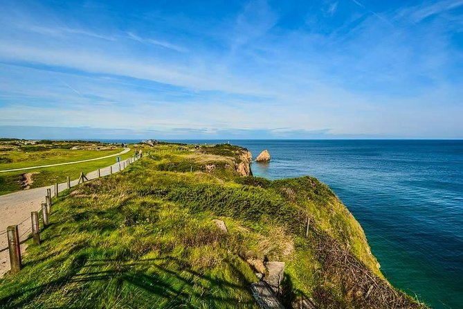 Pointe du Hoc, Omaha Beach - Private Tour - Day trip from Paris in a small group, Bayeux, FRANCIA