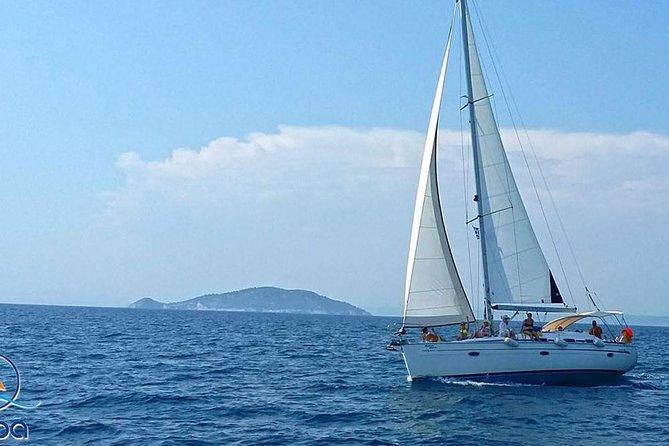 Private Day Sailing Cruise from Neos Marmaras-Halkidiki to Sithonia, Calcidica, GRECIA