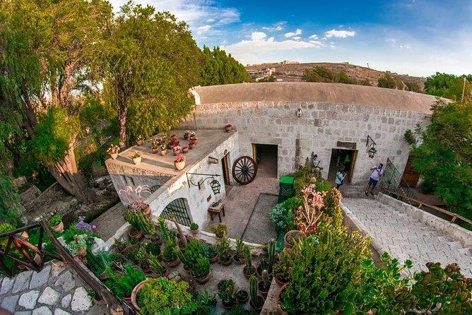 Passeio em Arequipa em serviço privado com a usina Sabandia e a mansão do fundador, Arequipa, PERU