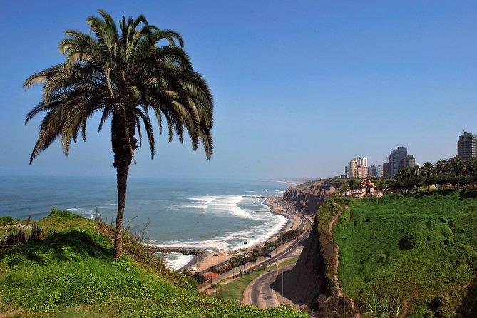 Transfer de chegada do Aeroporto de Lima, Lima, PERU