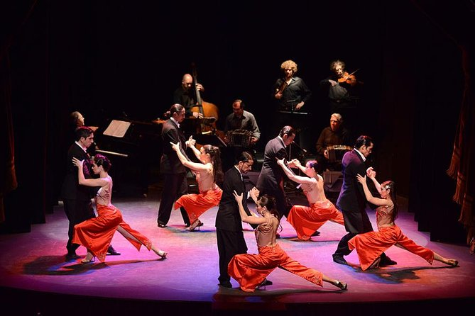 Piazzolla Tango Show Buenos Aires, Buenos Aires, ARGENTINA