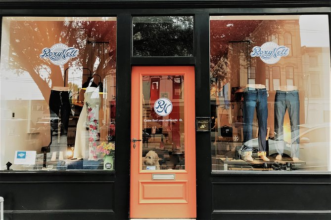 This is a unique retail experience to have a custom pair of jeans designed just for you! We hand pick our denim and have many styles and embellishments to choose from. The only limitation is your imagination!