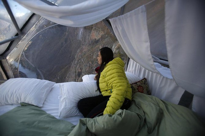 Skylodge Sacred Valley Overnight Adventure, Cusco, PERU