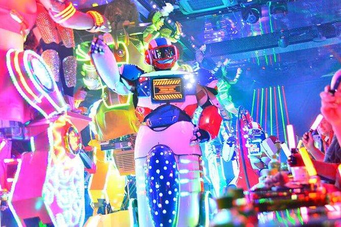 Robot Restaurant Show with Dinner at 'Alice's Fantasy Restaurant', Tokyo, JAPAN