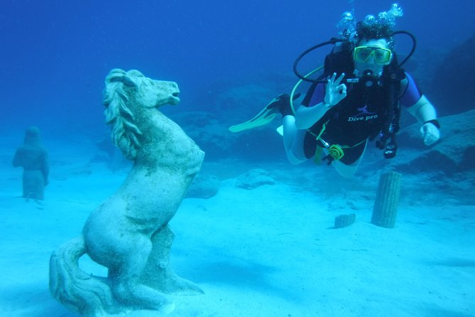 Local Guided Dives (for certified/licensed divers), Protaras, CHIPRE