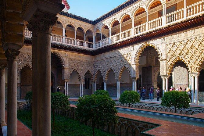 Acceso a primera hora al Alcázar de Sevilla y catedral opcional, Sevilla, ESPAÑA