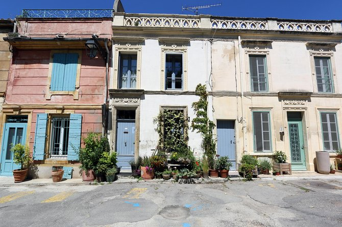 Classic old town Arles from Romans to Vincent Van Gogh - half day private tour, Arles, FRANCIA