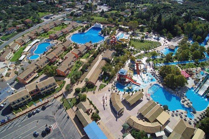 Aqualand, Corfu, Greece