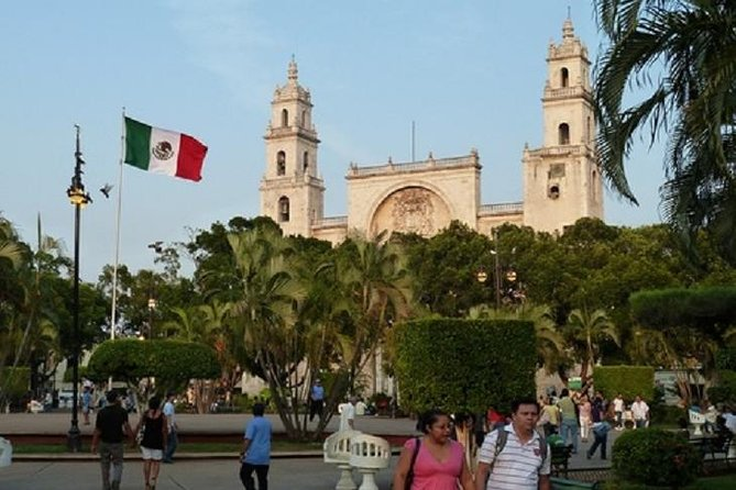 This tour will be customized to what you are interested in seeing in Merida as a group. See the beautiful homes built back in the day