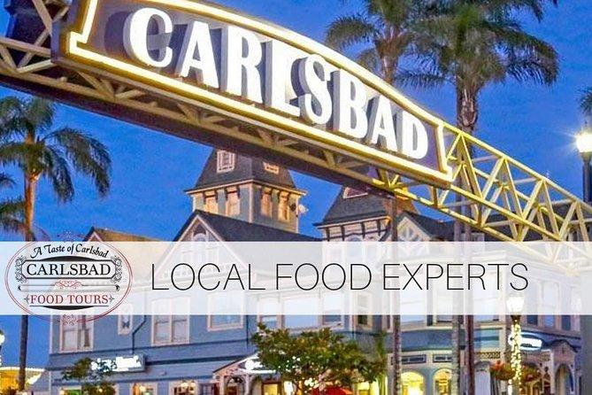 Carlsbad Village Food and Walking Tour, Carlsbad, CA, ESTADOS UNIDOS