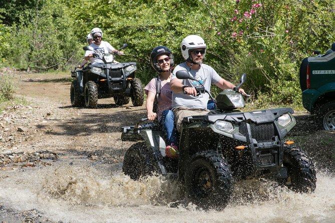 Half-Day Rethymno Quad Safari, ,